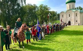 Фестиваль «Александрова гора»: традиции русского народа и память о великих свершениях