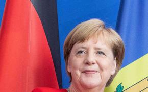 Путин поздравил Меркель с юбилеем