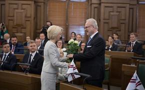 Латвия: по какому принципу президент приглашал гостей – непонятно!
