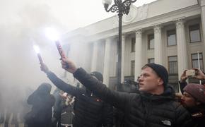 Лидер украинских радикалов призвал «бить по зубам» в Донбассе и готовить «хорватский сценарий»