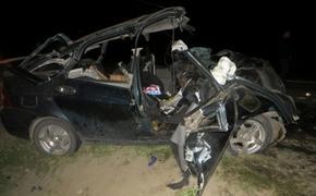 Водитель Toyota, выехавший в Туве на встречку, - сотрудник Росгвардии. В ДТП погибли 7 человек, трое из них -  дети