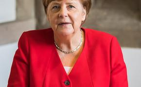 Меркель рассказала о своём состоянии здоровья