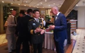 В Латвии с размахом отметили 92 годовщину народно-освободительной армии Китая
