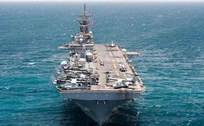Иран не располагает информацией о сбитом кораблем ВМС США беспилотнике