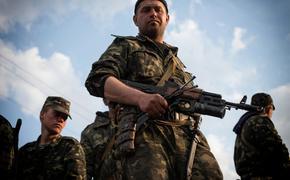 В ДНР раскрыли детали боя между морпехами ВСУ и националистами под Мариуполем