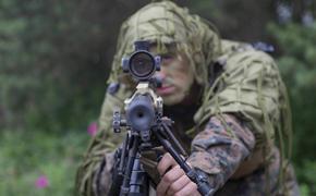 В Донбассе уничтожили снайпера спецназа ВСУ и ранили его напарника