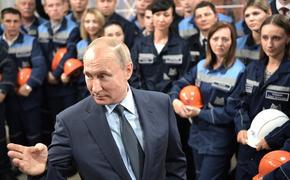 Путин считает, что серьезно ограничивать рост цен на моторное топливо неправильно