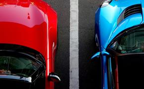 В Москве двое автомобилистов устроили драку из-за места на парковке