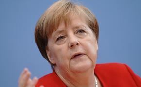 Меркель не сожалеет об уходе с поста председателя партии ХДС