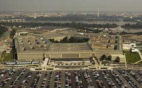 В Пентагоне сравнили  угрозы от  России и  Китая