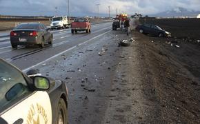 В ГИБДД назвали самую частую причину ДТП на дорогах - выезд на встречную полосу