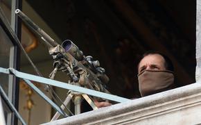 Снайпер уничтожил двух военных из «Королевской бригады» ВСУ в Донецкой области