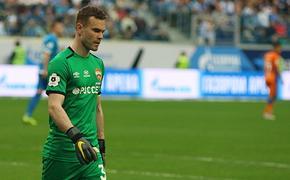 ЦСКА вырвал победу у «Оренбурга» 2:1