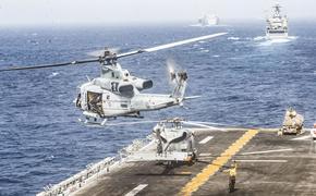 Иранские власти объяснили задержание британского танкера в Ормузском проливе