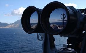 ВС Латвии заявили, что увидели два российских корабля у границы страны