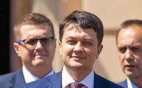 В партии «Слуга народа» прокомментировали отказ Саакашвили от выборов в их пользу