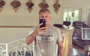 Леонид Агутин выложил в сеть фото со своего веселого дня рождения