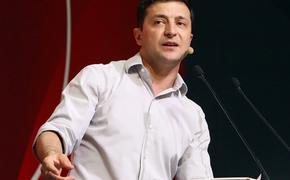 Зеленский начал строить планы в  работе будущей Рады
