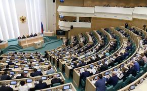 """В Украине наступают """"трудные времена"""" для  власти, считают в Совфеде"""