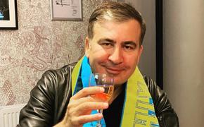 Саакашвили поддержал Зеленского и снял свою партию с выборов в Раду