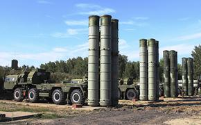 Стало известно, когда С-400 встанут на боевое дежурство в Турции