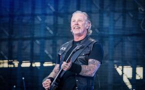 """В сети появилась """"шпаргалка"""" музыкантов группы Metallica с текстом """"Группы крови"""""""