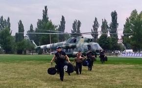 МВД Украины отправило спецназ в Донецкую область, где жители Покровска протестуют из-за итогов выборов