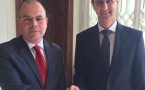 Политик Андрей Мамыкин: У Башара Асада простые и человеческие мечты