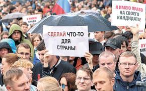 Кому нужны московские протесты?