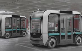 Автобусы с искусственным интеллектом приходят в Россию