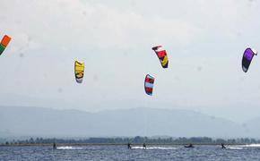 Фестиваль водных видов спорта «Байкальский ветер» прошел в 12 раз в Бурятии