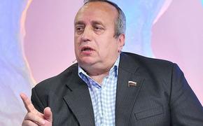 Франц Клинцевич: если бы птица попала в двигатель Суперджета, он бы не остановился