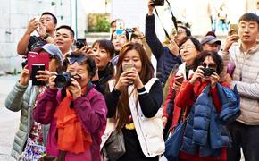 Очень странные туристические привычки китайцев в России