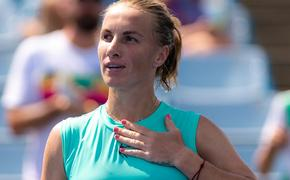 Светлана Кузнецова победила чемпионку «Ролан Гаррос»  и вышла в финал турнира в США