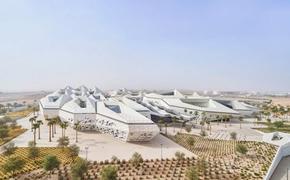 Саудовская Аравия  хочет построить сверхгород будущего посреди пустыни
