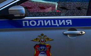 На юго-западе Москвы машина МВД столкнулась с легковушкой