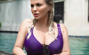 Анна Семенович поделилась радостью от сброшенных килограммов