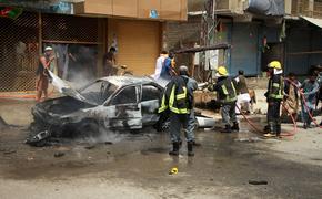 Во время празднования Дня независимости в Афганистане прогремела серия взрывов