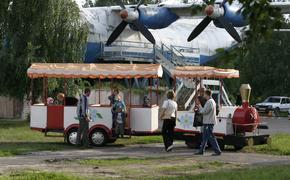 В Саратове детский паровозик сбил пятилетнего мальчика