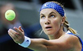 Светлана Кузнецова проиграла в финале теннисного турнира в США, но вернулась в первую сотню WTA