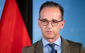 Глава МИД ФРГ рассказал о важности поддержки прямого диалога Россией