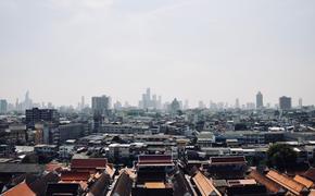 Серия взрывов прогремела на юге Таиланда