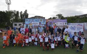 Региональный этап Всероссийского фестиваля дворового футбола завершился в Приморье