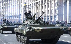 В армии ДНР узнали о тайной подготовке ВСУ к параду в Киеве вопреки Зеленскому