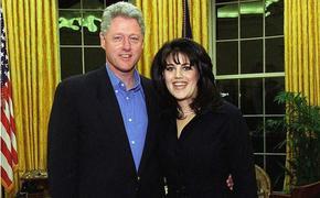 О секс-скандале с участием Билла Клинтона и Моники Левински снимут сериал