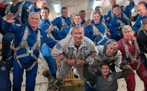 Рогозин пока отказался стать космонавтом