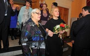 Мария Шукшина рассказала о состоянии здоровья своей мамы Лидии Федосеевой-Шукшиной