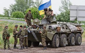 Видео «самой успешной операции ВСУ за время войны в Донбассе» выложил волонтер