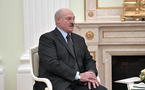 Лукашенко рассказал, как Зеленский просил у него поддержки