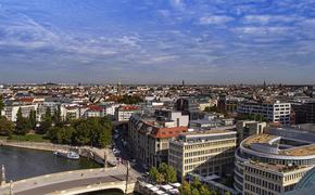 Велосипедист застрелил прохожего в Берлине